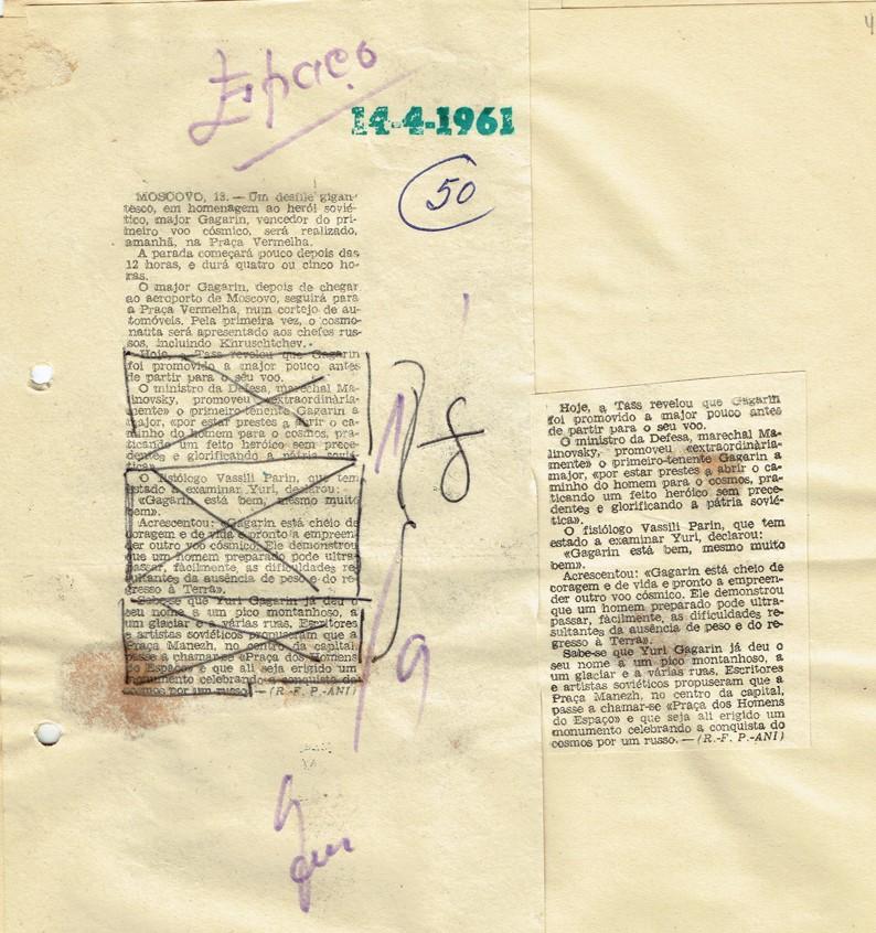19610414O Seculo prova com cortes Censura